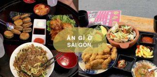 món ngon Sài Gòn