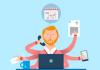 cách tăng năng suất làm việc của nhân viên