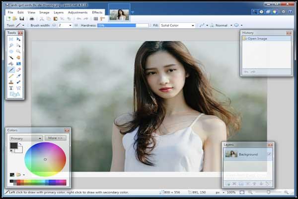 Phần mềm chỉnh sửa ảnh online