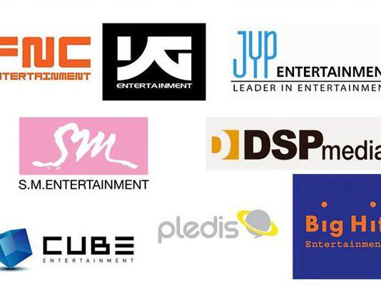 coongty giải trí Hàn Quốc