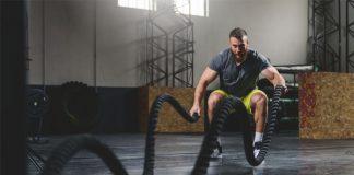 các bài tập bụng cho nam gym