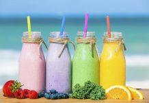 uống sinh tố gì để tăng cân