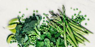 Các món ăn giảm cân từ rau củ
